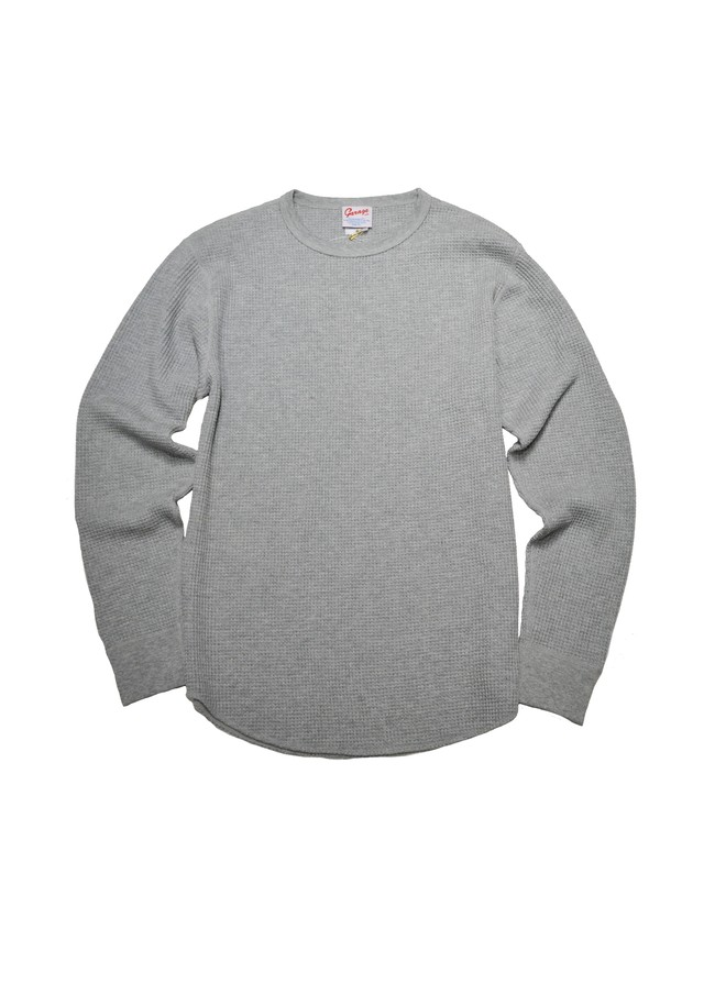 THERMAL shirts Gray
