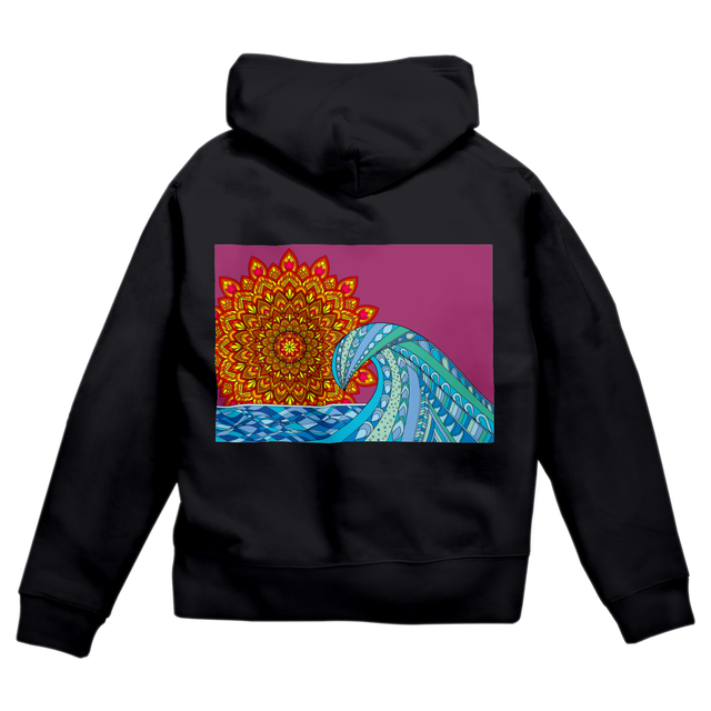 Mandala Sun & Sea ブラック