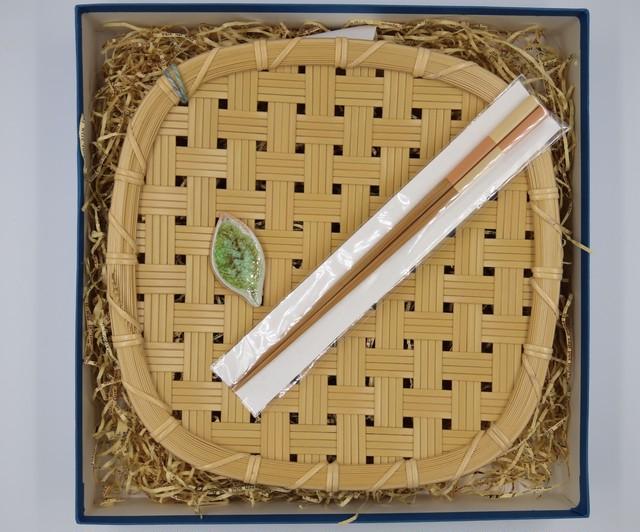 別府の竹道具ギフトセット