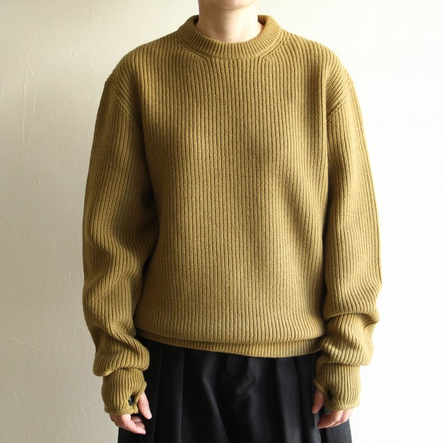 KAYLE【womens 】wool cashmere high neck pullover