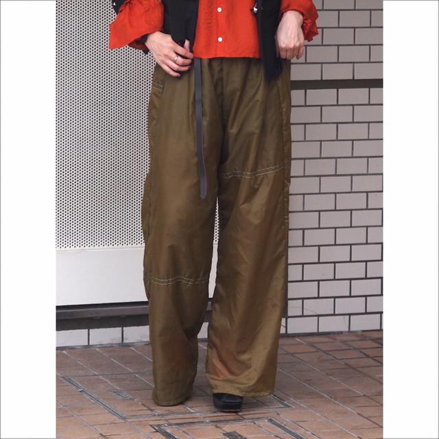 【RehersalL】frill color bijou blouse / 【リハーズオール】フリルカラー ビジューブラウス