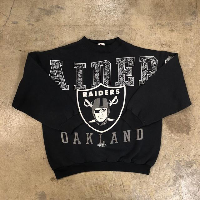 Raiders Oakland Sweat ¥5,400+tax
