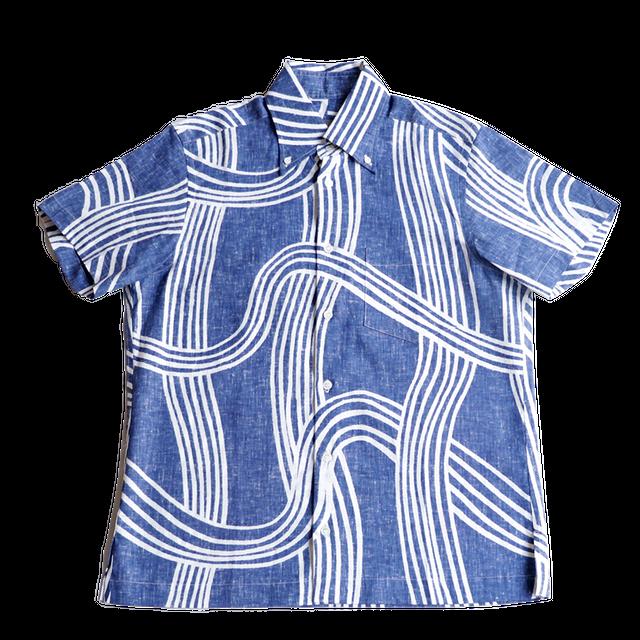 琉球柄 かりゆしシャツ | UMU