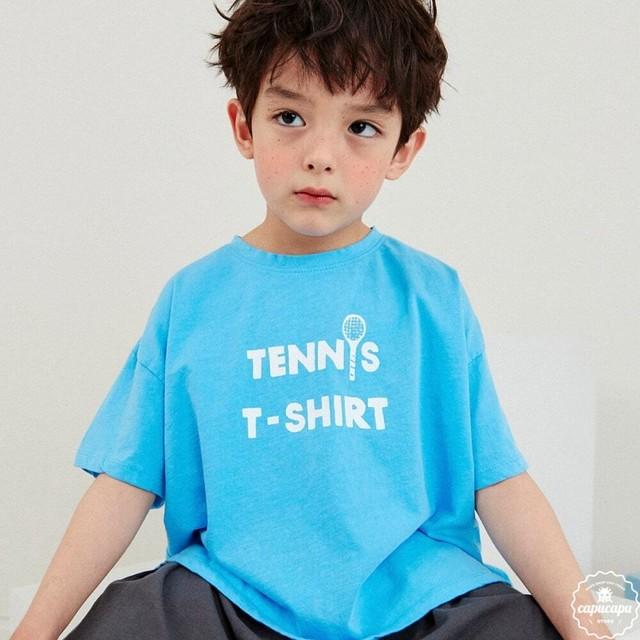 «予約» tennis T shirt 2colors テニスTシャツ