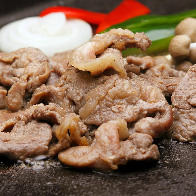 焼肉 の たれ 豚肉