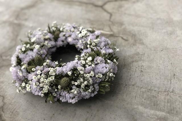 Statis wreathe