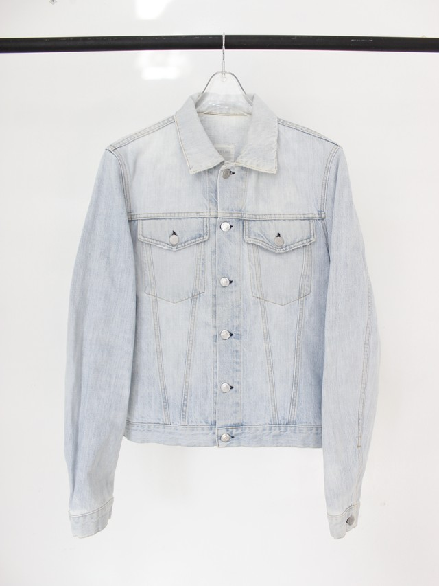 Used HELMUT LANG VINTAGE CLEAN BROKEN DENIM Jacket