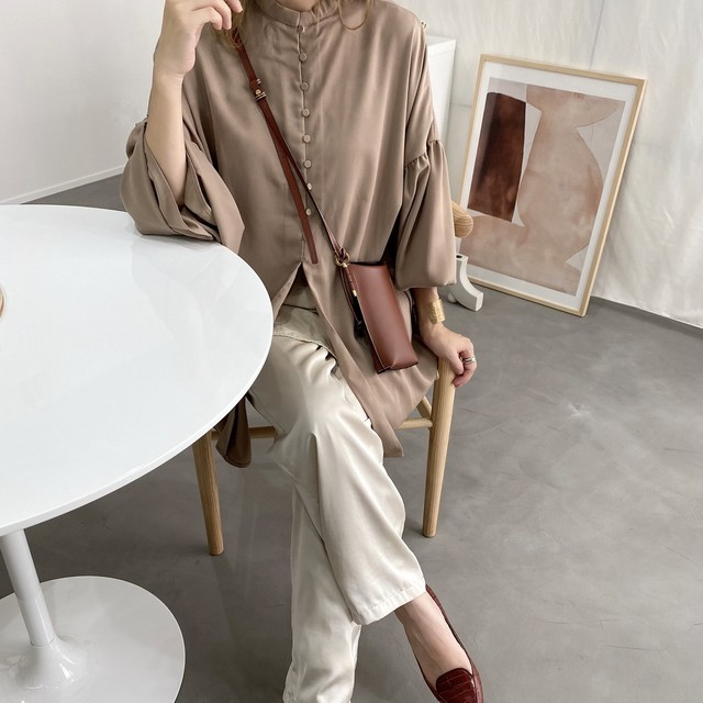 candy sleeve 2way BL/greige