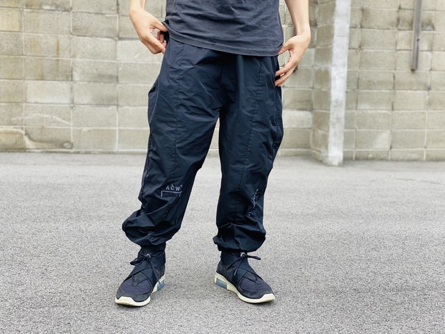 A-COLD-WALL TRACK PANT BLACK LARGE 80JF6964