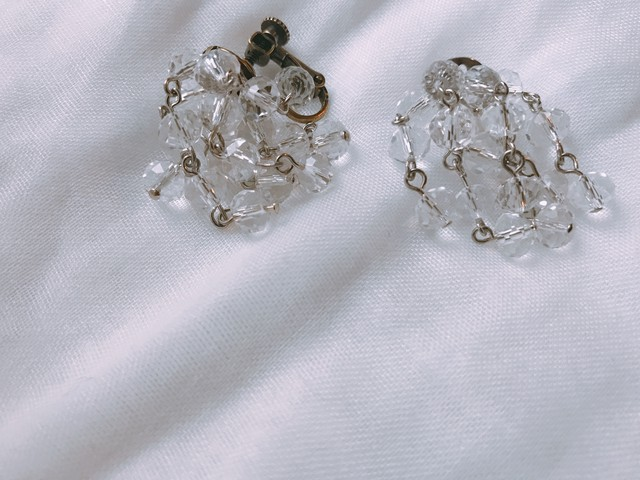 Glass drops《Clear glass》