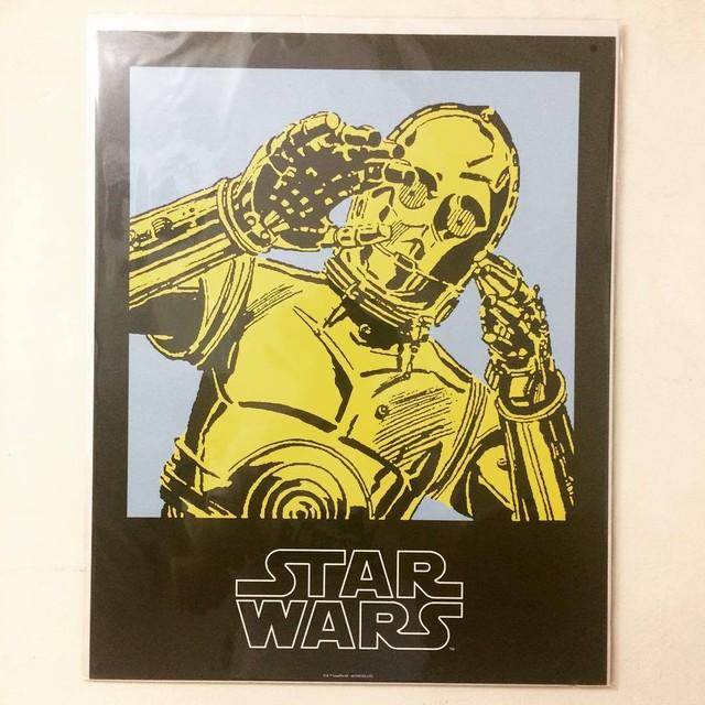 ポスター「スター・ウォーズ C-3PO」 - メイン画像