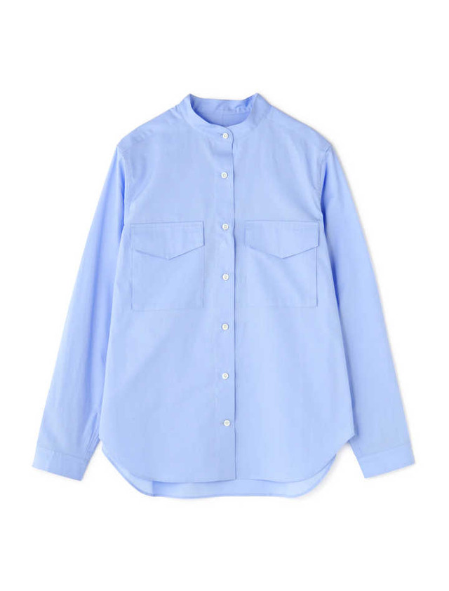 Band collor shirt blue / Luxluft