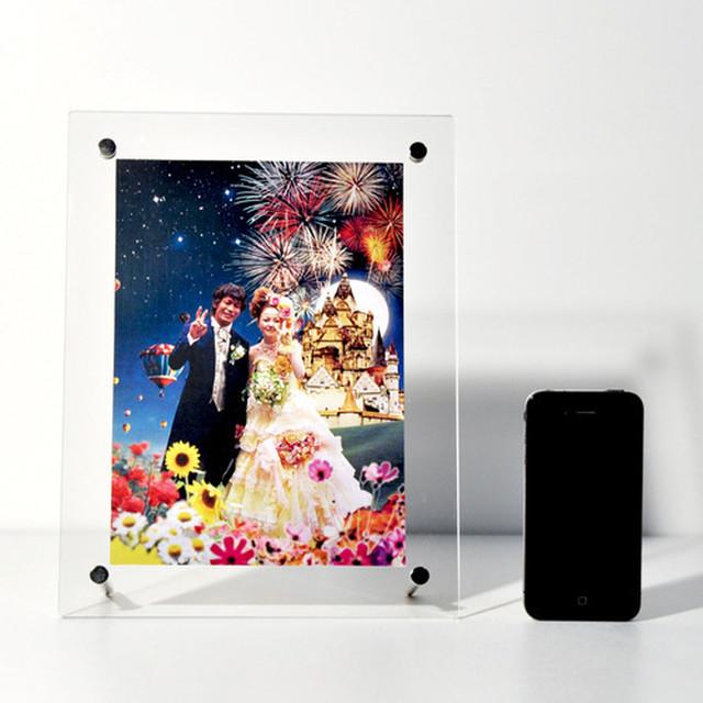 Anniversary - A5フォトサイズ(210×148mm) 印刷アートポスト紙 (送料無料)