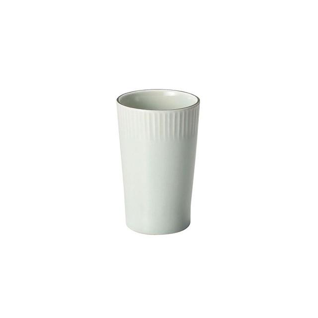 「ティント Tint」タンブラー カップ 330ml ライトブルー 美濃焼 289027