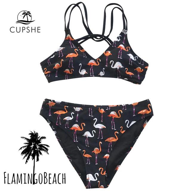 【FlamingoBeach】flamingo bikini ビキニ