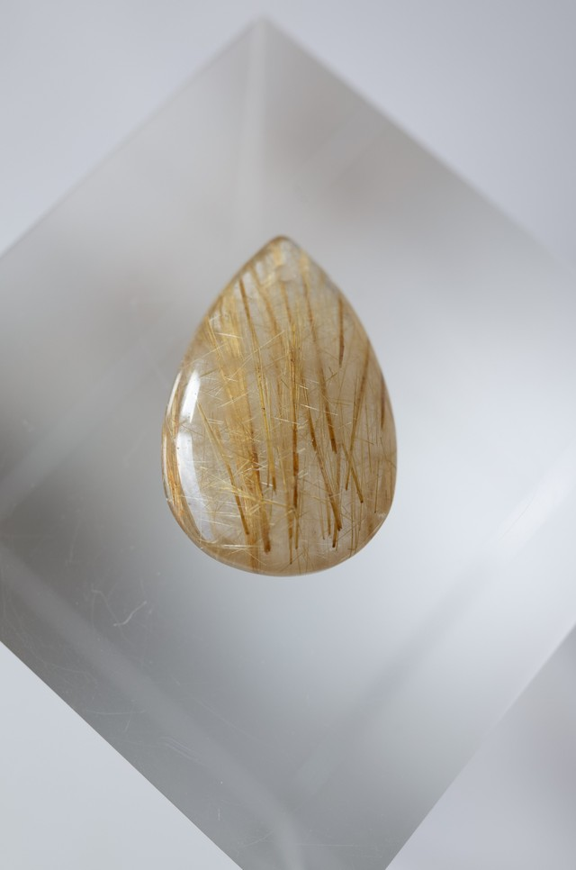 Rutilated Quartz - 013
