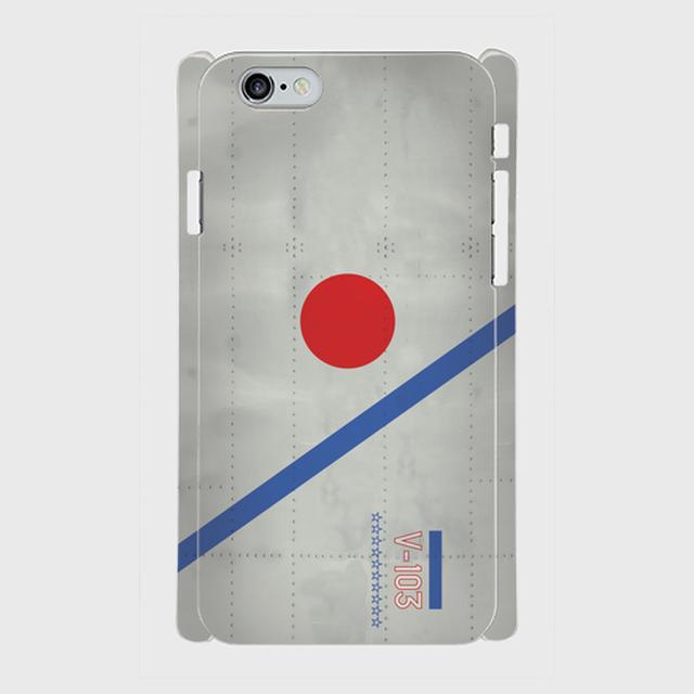 一式陸上攻撃機「山本五十六搭乗機」  iPhoneケース