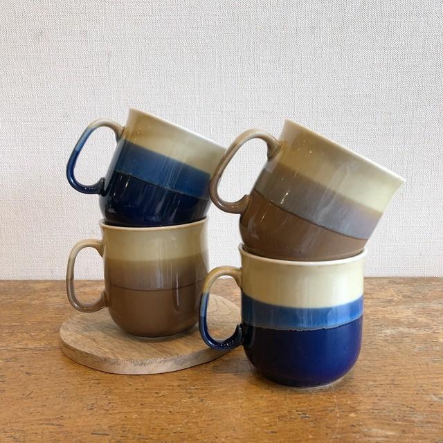 グラデーションマグカップ