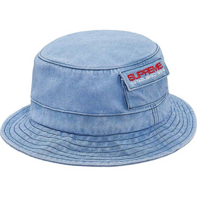 Supreme Pocket Crusher Hat