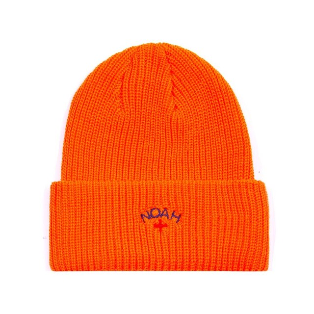 Core Logo Beanie(Saftey Orange)