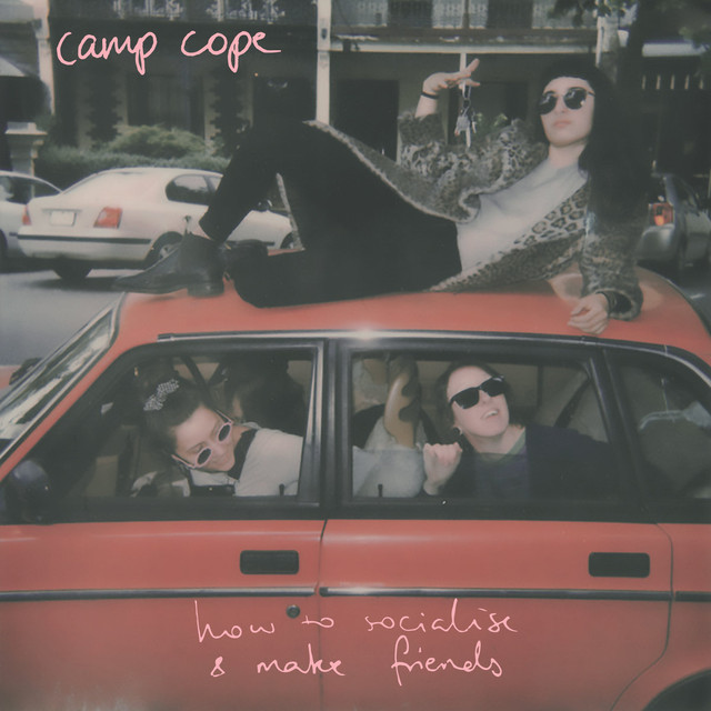 CAMP COPE / How to Socialise & Make Friends(Ltd 700 LP)
