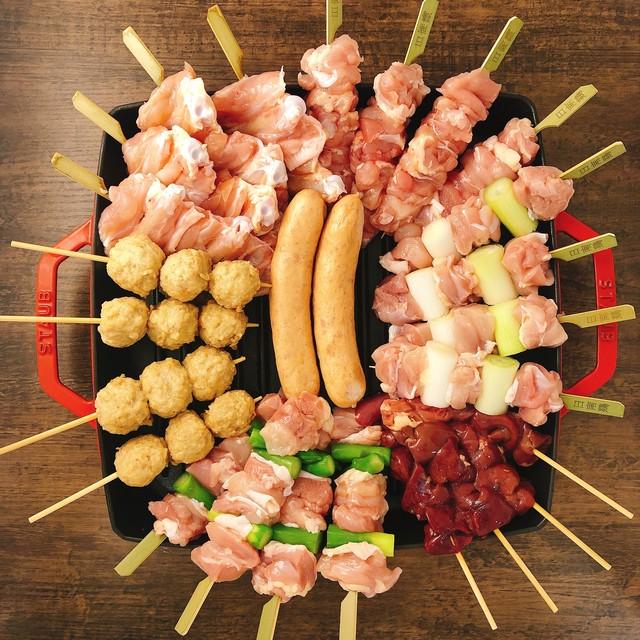 【横浜セット】老舗鶏肉専門店 「梅や」のBBQセットと横浜ビール12本セット(クール便)