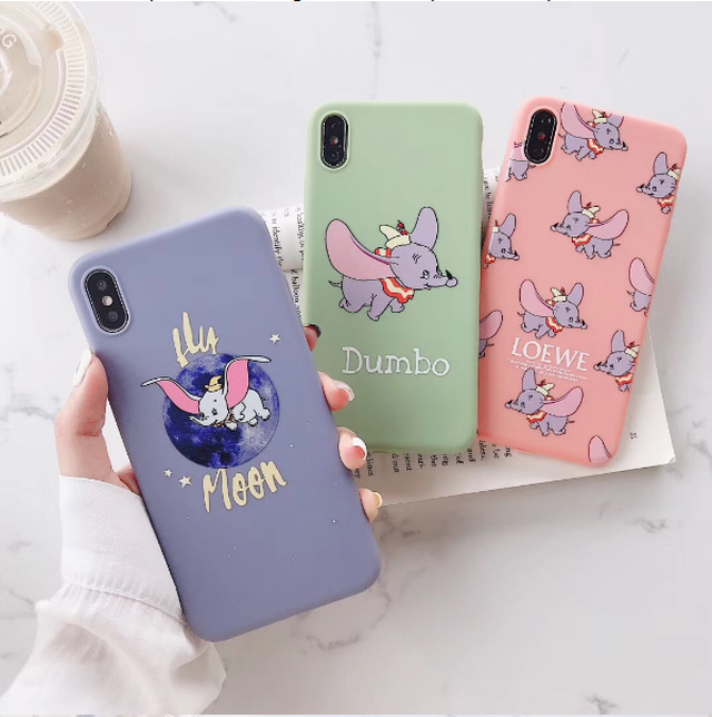 【オーダー商品】Cute elephant iphone case