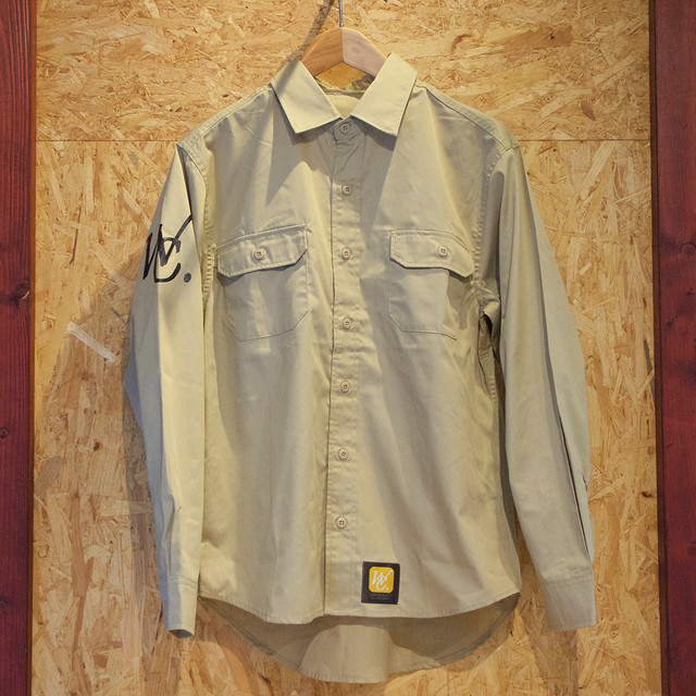 WATERS Clothing Work Shirts ウォータースクロージング