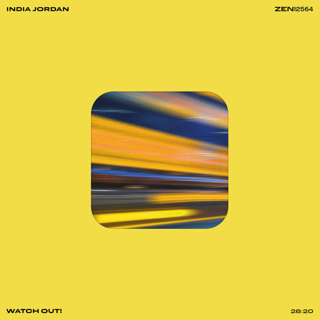 India Jordan / Watch Out!(12inch EP)