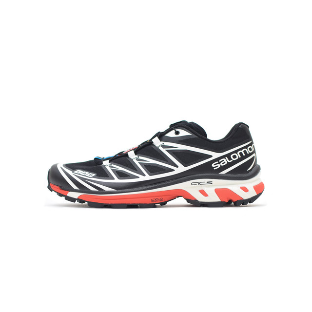 SALOMON ADVANCED SLAB XT-6 ADV LTD Black/Vanill Ice /Racing Red  L40764100
