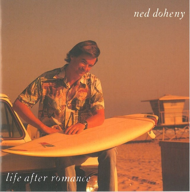 NED DOHENY / LIFE AFTER ROMANCE (CD) 日本盤