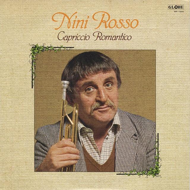 Nini Rosso / Capriccio Romantico (LP)