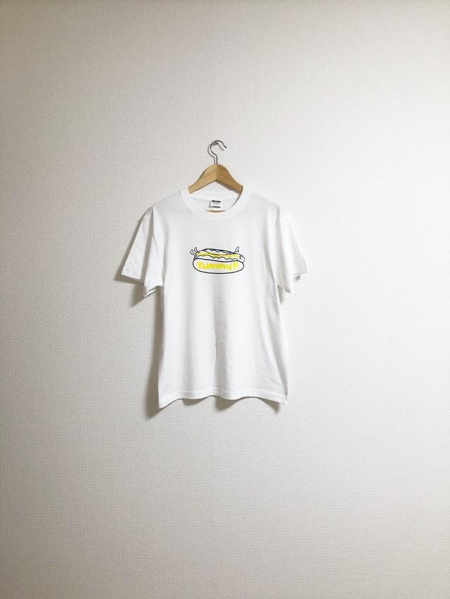 ソーセージくんのきもちTシャツ