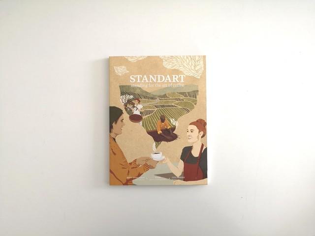 【雑誌】STANDART 第4号