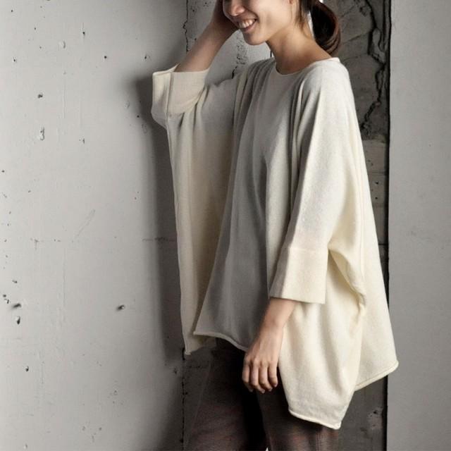 RIVIERE CASHMERE cashmere sweater-White-