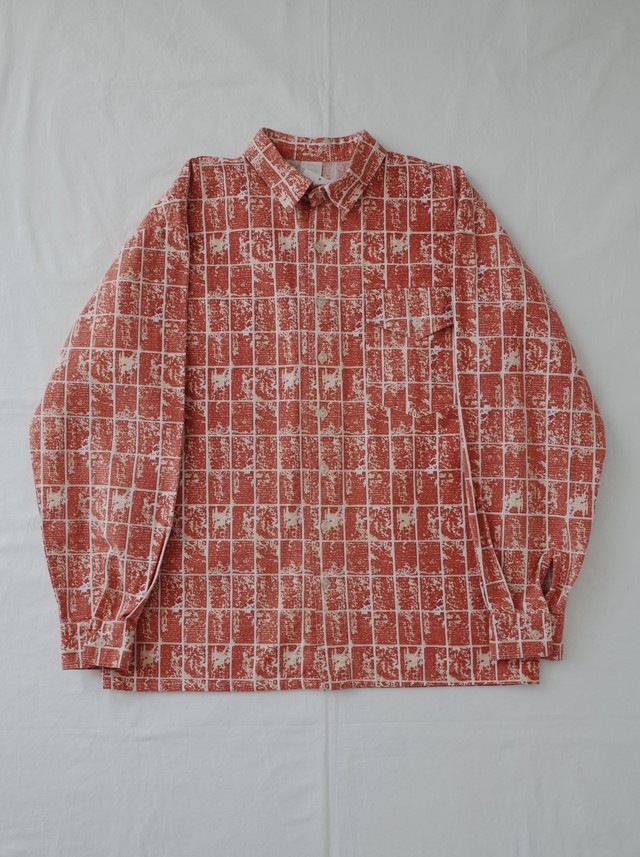 Used Block Shirt