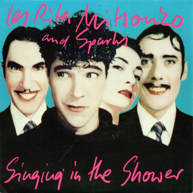 【7inch・仏盤】Les Rita Mitsouko & Sparks /  Singing In The Shower