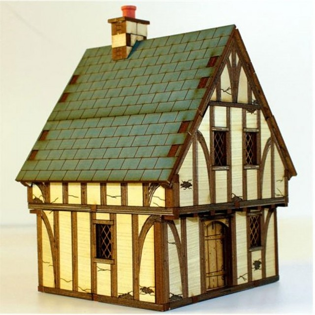 【予約発注】 Timber Framed Cottage 28S-ECW-102