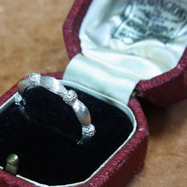 Clover ring【RG170008】