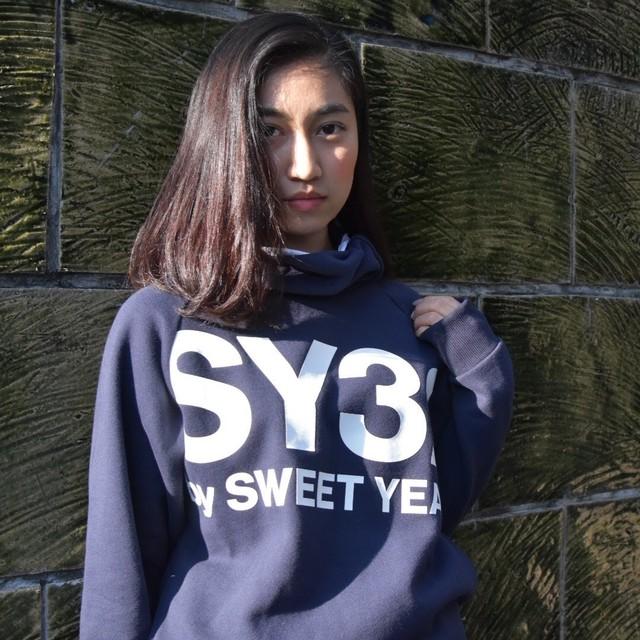 SY32 マスクフーディー(7712)