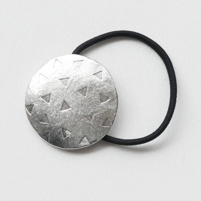 錫のヘアゴムtnh1【期間限定レターパックライト送料無料】