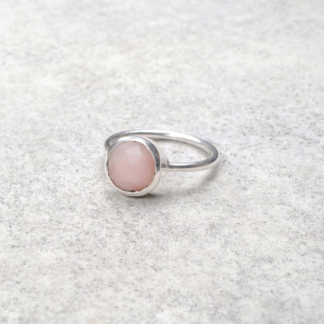 SINGLE STONE NON-ADJUSTABLE RING 100