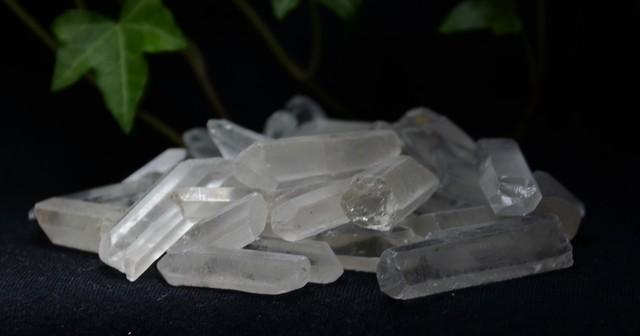 水晶サザレポイント100g(CASAパワーインフューズド)