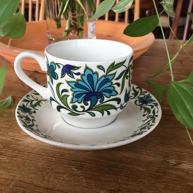 MIDWINTER コーヒーカップ ソーサー セット 食器