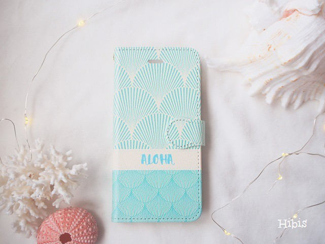 手帳型Mermaid plus series【受注制作】