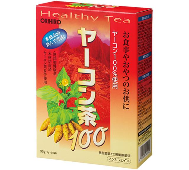 ORIHIRO ヤーコン茶100 3gx30包