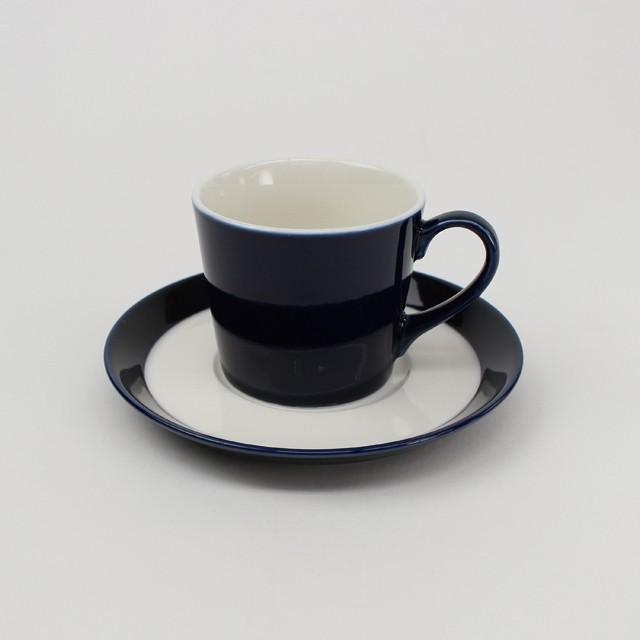 【SL-0009】 磁器 コーヒーカップ 青