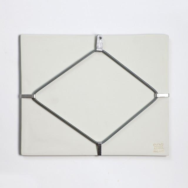 ARABIA アラビア Helja Liukko-Sundstrom ヘルヤ リウッコ スンドストロム 冬の家の陶板(オリジナル紙箱入り) 北欧ヴィンテージ