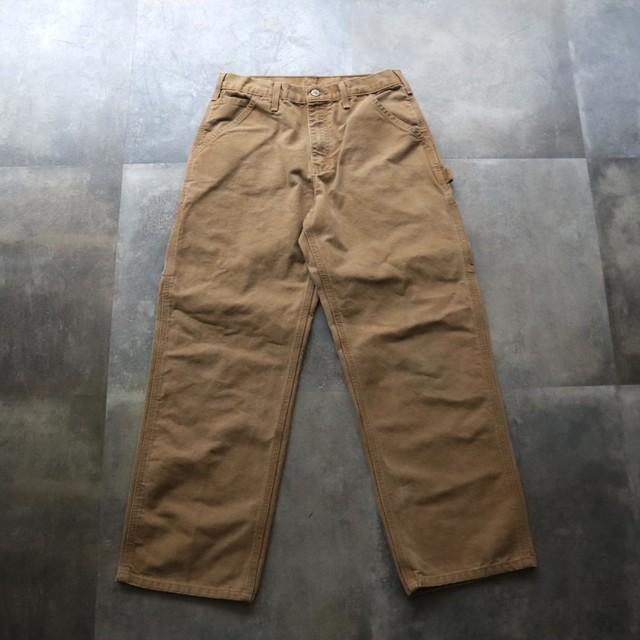 Carhartt beige painter pants