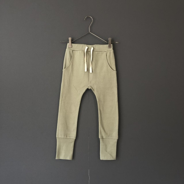 "arkakama  ""SPD sarouel  Leggings "" (LIGHT KHAKI) M/L  AKL000112 ※一枚までメール便可"